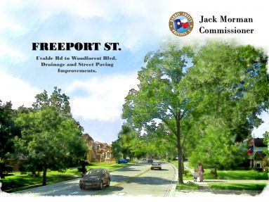Freeport Street, Phase I