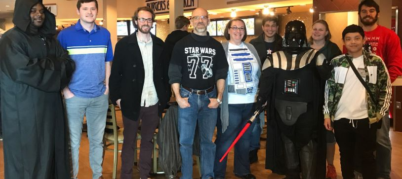 RGME Company Movie Outing – Star Wars: The Last Jedi