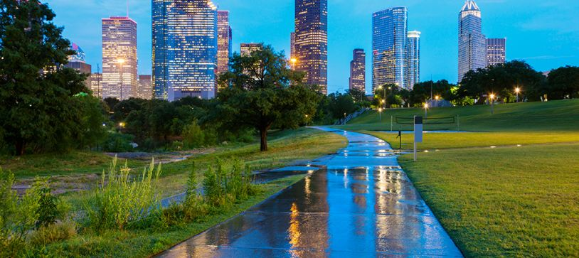 Green Infrastructure Incentives Study, City of Houston, Chief Resilience Officer, Houston, Texas