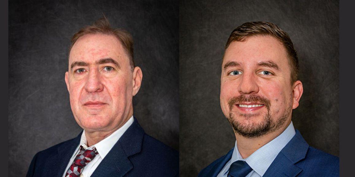 R. G. Miller Engineers  Welcomes New Staff Members