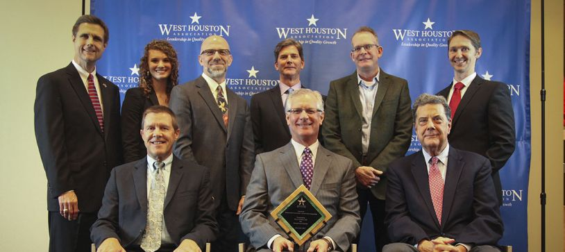 Stonebrook Estates Recognized with West Houston Association Sustainability Stars Award