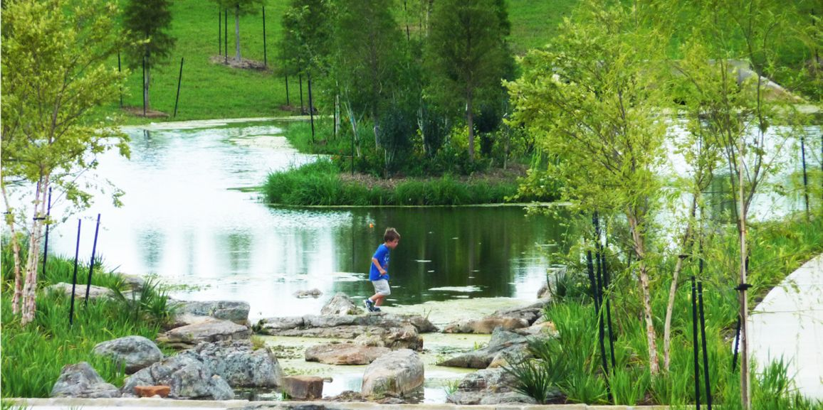 ULI-Houston Breakfast to Focus on the Benefits of Using Natural Drainage Systems