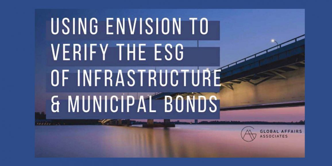 RGME's Bloom Interviewed on Envision and Public Infrastructure