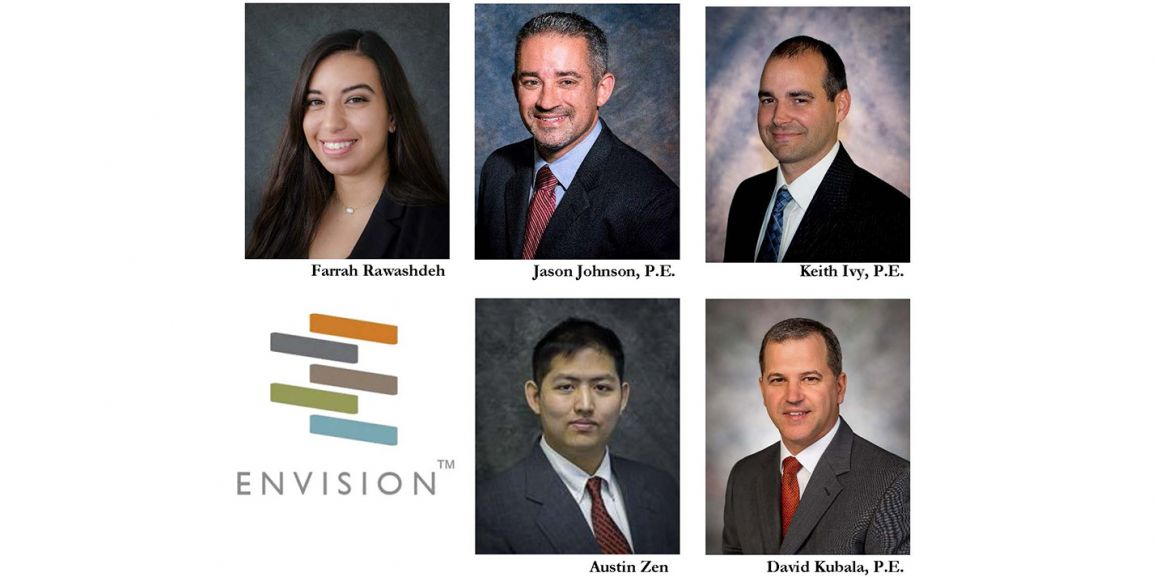 Meet Our Newest Envision Sustainability Professionals