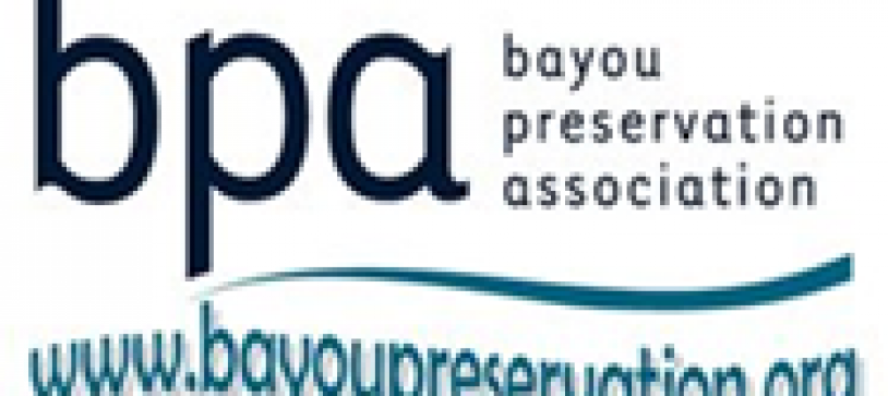 Join Us in Supporting the Bayou Preservation Association's Bayoutopia