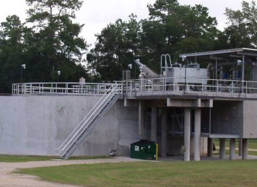 Dowdell P.U.D. Wastewater Treatment Plant & Lift Station