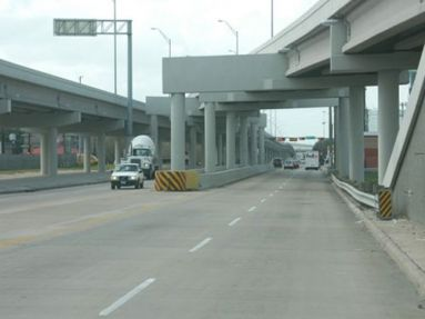 Westpark Tollway, Extension Project E5, Harris County Toll Road Authority
