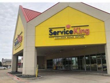Service King Collision Repair- Pearland, TX