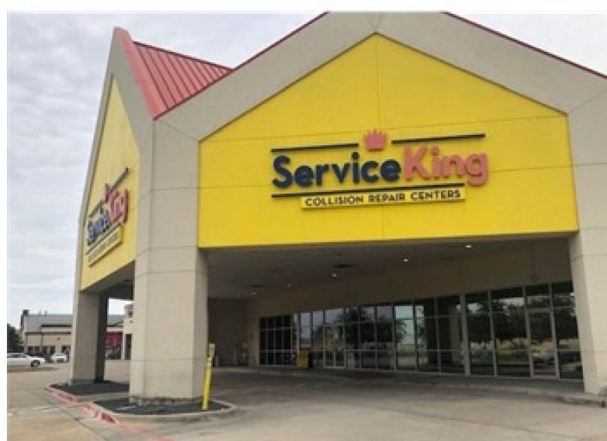 Service King Collision Repair- Pearland, TX