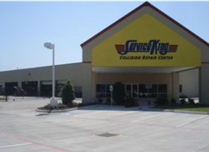 Service King Collision Repair- Houston,TX