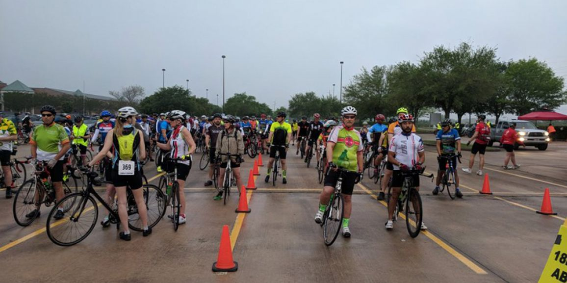 R. G. Miller Engineers sponsors bike expedition benefiting Fort Bend Education Foundation