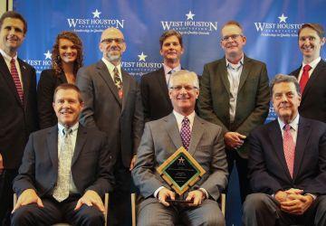 Stonebrook Estates Recognized with West Houston Association Sustainability Stars Award