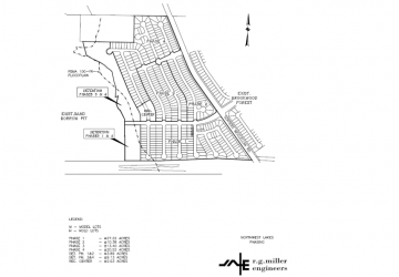 Land Development Underway for New Northpark Lakes Subdivision