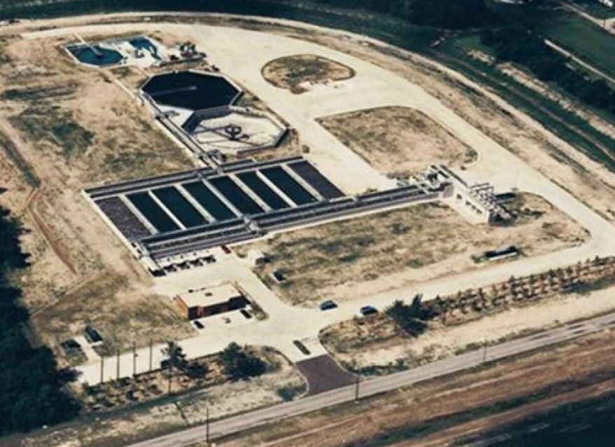 George Bush Intercontinental Airport Wastewater Treatment Plant