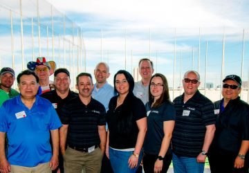 R. G. Miller Engineers' sponsored charity, HEROES for Children, raises $30,000 for families with children fighting cancer at its TopGolf Tournament