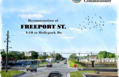 Freeport Street, Phase II