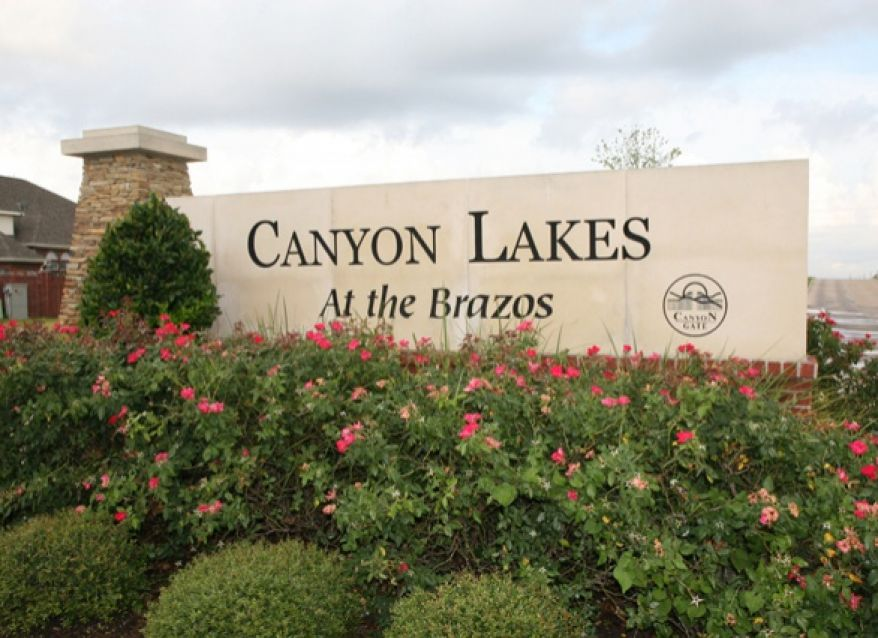 Canyon Gate & Canyon Lakes at the Brazos/Lakes of Williams Ranch