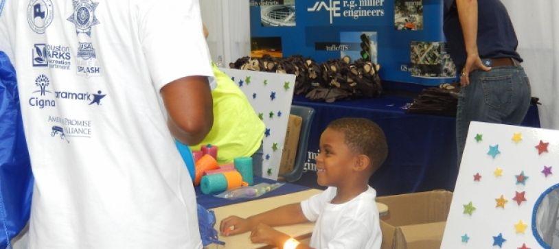 RGME participates in 2014 Bright Futures Fair