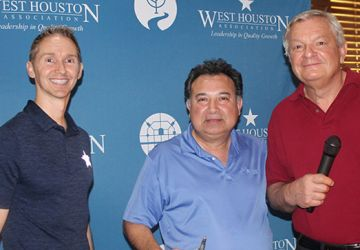RGME Participates in the 2019 West Houston Association Annual Golf Tournament