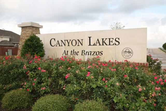 Canyon Gate & Canyon Lakes at the Brazos/Lakes of Williams Ranch
