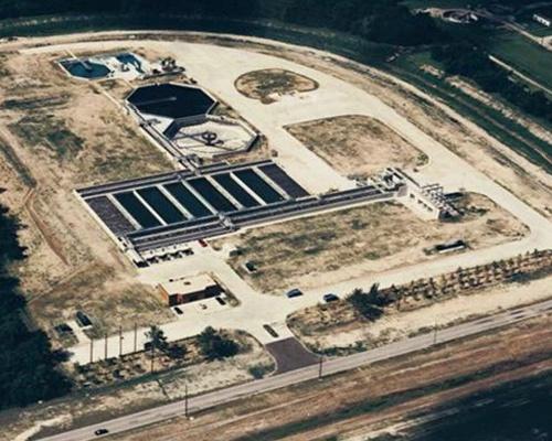 George Bush Intercontinental Airport Wastewater Treatment Plant