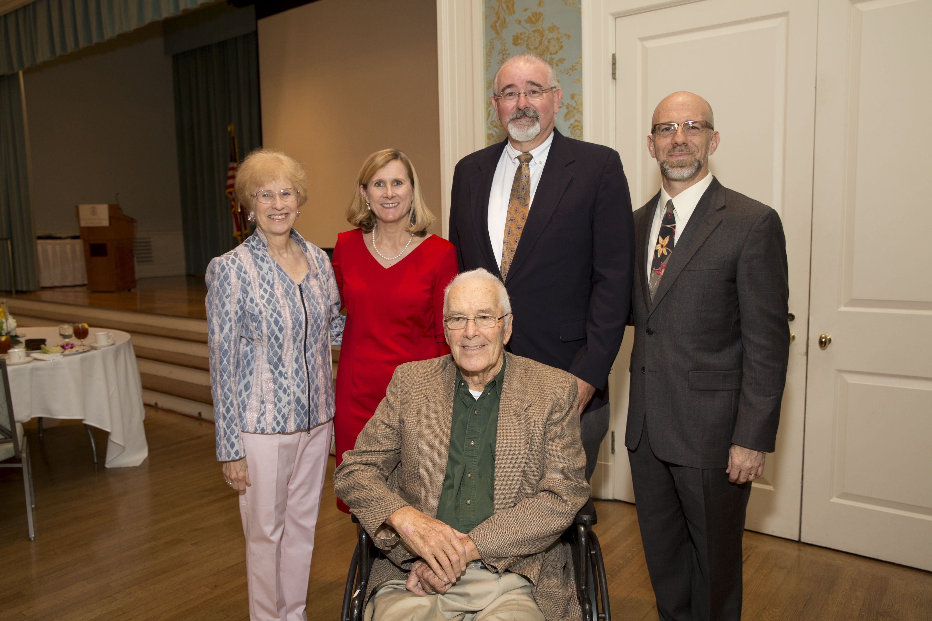 Three prominent Houstonians honored at 2017 Terry Hershey Bayou Stewardship Award luncheon