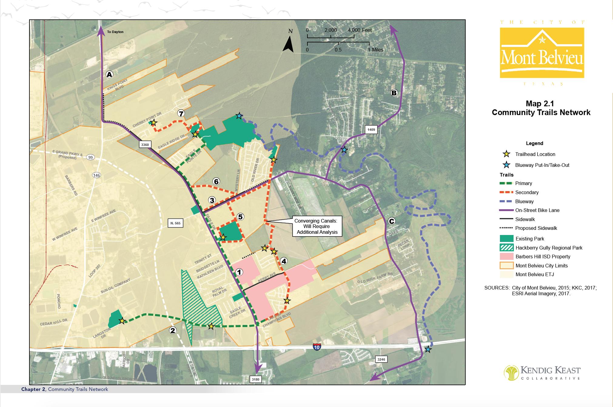 RGME to Design New Sidewalks for City of Mont Belvieu