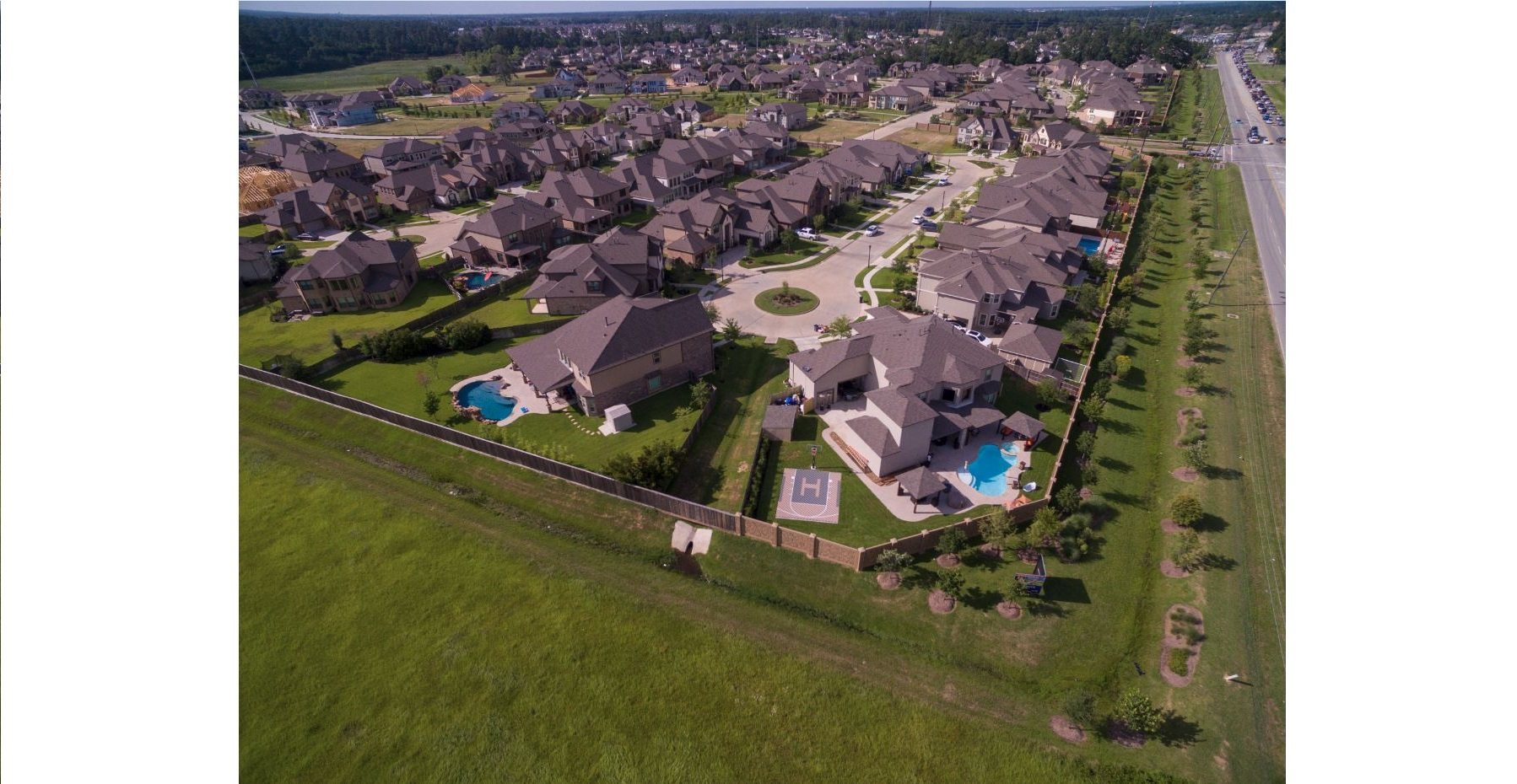 """Using a """"Natural Drainage"""" Approach to Enhance Real Estate Development Projects"""